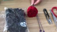 永生花材料包小玻璃罩视频教程