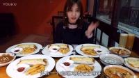 大胃王密子君(异国风情餐)芝士就是力量,所以我要多吃一点,吃播吃货美食