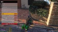 GTA5 MOD(侠盗猎车手5)丨魔人布欧超人恶搞城市不知火舞邪恶开UFO 模组 《时空小涵搞笑游戏实况》