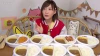 日本木下大胃王吃播(七碗著名的coco ichibany)直播间2017.3.15