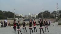 广场舞 印度美女