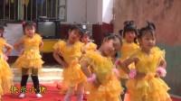 临沂市临沭县郑山镇张南埠村幼儿园小班二零一四年六一舞蹈