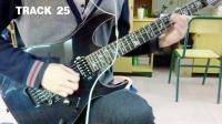 《地狱训练摇滚吉他第二册》第三章乐句演示(吉他技巧强化乐句集)