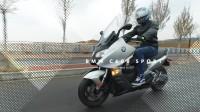《龟速说车》第42期 宝马踏板 C600 SPORT 试驾