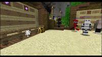【小本和小萱】我的世界躲猫猫#2 满场追花盆 minecraft服务器mc解说