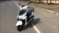 林雅车业18655222666-尚领125手机摩托车介绍视频