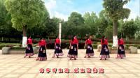 応子广场舞《牵手今生》编舞:応子、春英