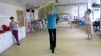 舞蹈《出水莲》(正面)