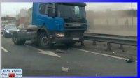 那些重型卡车发生的恐怖车祸