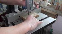 【格致手工】木旋制笔教程(五)香椿木古典笔 • 快干胶打磨