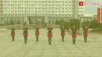 格桑拉-世外桃源万年青广场舞(附教学)水兵舞