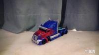 ady 变形金刚5 最后的骑士 v级 擎天柱 柯博文 孩之宝 美版 玩具 模型 测评