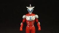 基德奥特曼 奥特软胶系列 43 基德钢敏形态 软胶 胶囊音效测试  Ultraman Geed