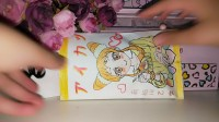 【卉子】偶像活动自制食玩   乙女封面