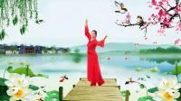 十八相送【背面】越剧 粱祝 广场舞 曾惠林舞蹈系列