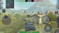 坦克世界闪电战 老司机 啥没干 光兜风