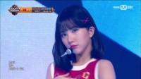 【风车·韩语】GFriend《LOVE WHISPER(侧耳倾听)》M!Countdown-170817现场版
