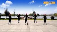 开心飞扬广场舞《美丽的西藏》