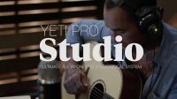 BLUE:Yeti Pro Studio USB话筒视频演示-终极一体化声乐系统