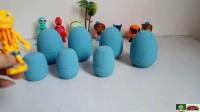 小猪佩奇 汪汪队 海底小纵队过家家 儿童玩具视频3期