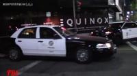 美国洛杉矶警察警局LAPD以及比弗利警局BHPD出警集锦