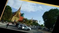 2017.12.柬埔寨五天游1、大皇宫,2、吴哥寺,3、塔普伦寺、4、巴绒寺、