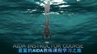 AIDA自由潜水教练课程学习之旅