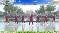 楠楠广场舞 想让雨滴问问你