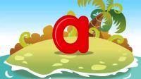 Alphabet---Letter Aa