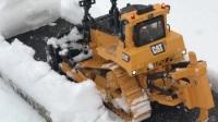 RC遥控挖掘机推土机雪地救援卡车
