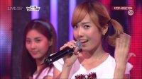 【HD-LIVE】少女时代 SNSD - Gee
