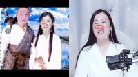 阿倩连麦为何讨论照片被P成神雕侠侣20180529211537