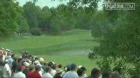 高尔夫美联银行赛第三轮集锦