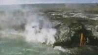 精彩的海底火山爆发