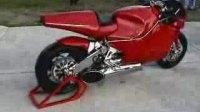 y2k摩托车和战斗机竟速