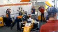 强人,用F1的引擎唱国歌