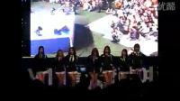 091109 FANCAM KIA Tigers胜利纪念祝贺公演 少女时代ChocolateLove