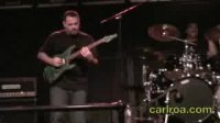 Carl Roa plays the Suhr Modern Guitar Live