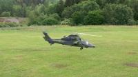 """仿真遥控航模之EC665""""虎""""式武装直升机"""