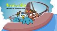 Little Fox小狐狸英语动画| 小鸟和吉普6| 坐过山车| 经典英文名著