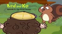 Little Fox小狐狸英语动画| 小鸟和吉普8| 小人| 经典英文名著