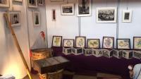 2018年浙江省艺术节特色项目展评荷小站——义乌镜像