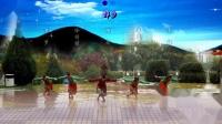 兰州蝶恋舞蹈队:蒙古舞-5人团队版《醉乡》,编舞:応子老师