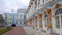 【俄罗斯游记】叶卡捷琳娜宫殿(又称沙皇村 世界遗产名录)圣比德堡之旅4