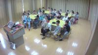 人教版五年級美術《色彩的對比》優秀課堂實錄