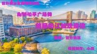 世外桃源全国明星队南阳和平广场舞系列--美丽的江城欢迎你(团队版正背面)
