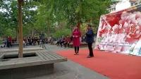郑东豫韵之声艺术团公益演出精彩片段。板胡:纪明伦