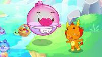 小伴龙数学启蒙 第4集 喂气球鱼宝宝