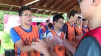 海南中学高二(1)班凝聚力户外拓展活动