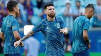 美洲杯-劳塔罗闪击阿圭罗破门 阿根廷2-0晋级八强